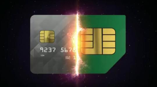 «Мегафон» соединил счёт мобильного телефона сбанковской картой