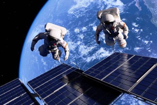 Самарские ученые разработали спасательные наноспутники для МКС