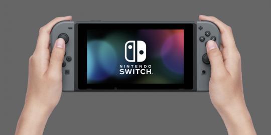 Раскрыты детали выхода игровой приставки Nintendo Switch
