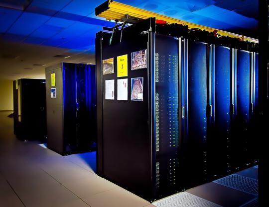 КНР представит суперкомпьютер мощностью 1 эксафлопс в 2017г