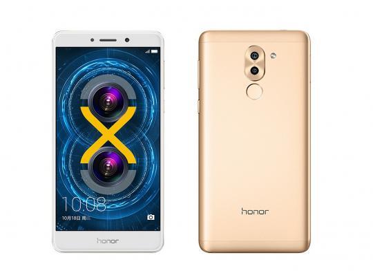 ВРФ стартуют продажи нового телефона Honor 6X
