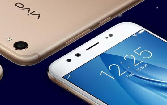 Смартфон Vivo V5 Plus получит две фронтальные камеры иSnapdragon 625