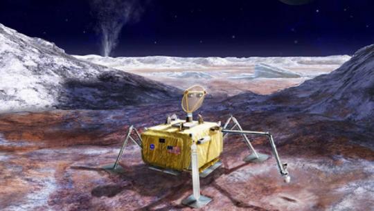 NASA в 2022-ом году запустит модуль для поиска жизни наЕвропе