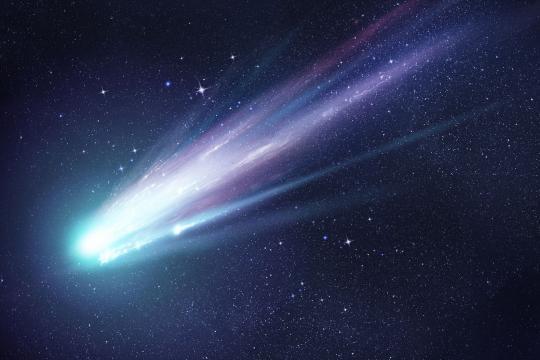 Весной кЗемле приблизится комета «Туттля— Джакобини— Кресака»