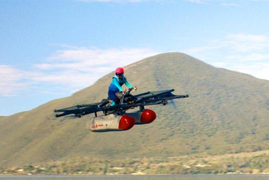 Стартап основоположника Google продемонстрировал навидео прототип «летающего автомобиля»