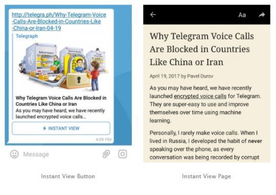 Telegram запустил платежи через ботов иплатформу Telescope