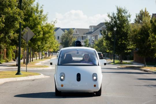 Waymo отправила самоуправляемый автомобиль Firefly напенсию