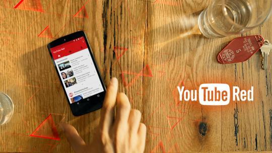 Youtube Red иPlay Music сейчас можно скачать одним приложением